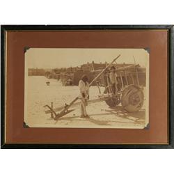 Four Antique Photographs