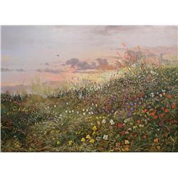 Thomas DeDecker oil on canvas