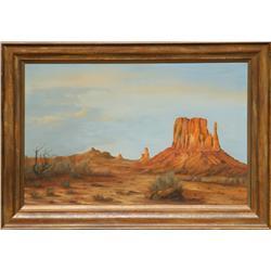 William Hoffman, oil on canvas