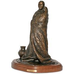 Chris Hunt, bronze sculpture