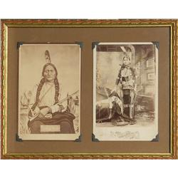 Two Cabinet Cards