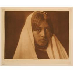 Edward S. Curtis photogravure