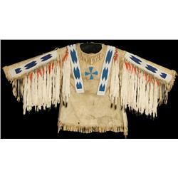 Blackfoot Beaded War Shirt