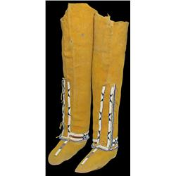 Southern Cheyenne Woman's Boots