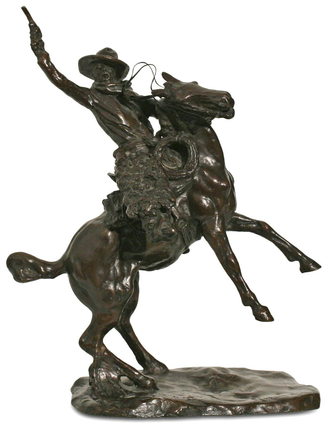 Russell Sculptor Charles M