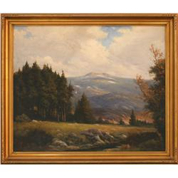 Robert Wood, oil on canvas
