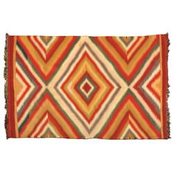 Navajo Germantown Blanket