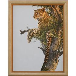 Jon Ren, acrylic on canvas