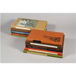 A collection of eleven Fiction books,