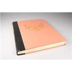 Bird and Bull Press, Chinese Handmade Paper hardbound book by Flo