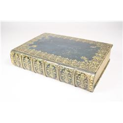The Book of Common Prayer, published by John Baskerville Press.