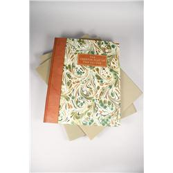 The Chester Play of the Deluge, hardbound limited edition book, w