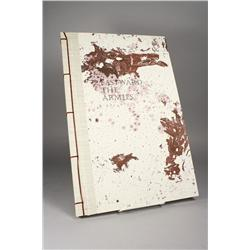 Eastward the Armies, Limited edition book, by William Everson, si