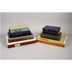 A collection of books pertaining to Religion,