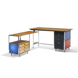 Charles and Ray Eames ESU D-20-C and return