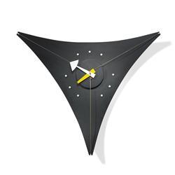George Nelson & Associates Triangle wall clock, model 2225A