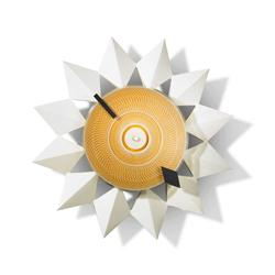 George Nelson & Associates The Diamond Markers wall clock, model 2267