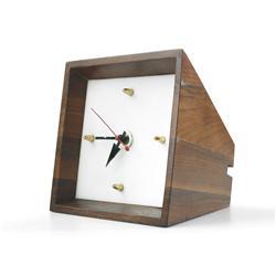 George Nelson & Associates table clock, model A30A