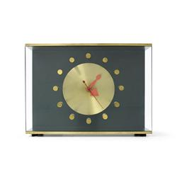 George Nelson & Associates Shadow Box table clock, model 4763