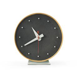 George Nelson & Associates Masonite table clock, model 4767