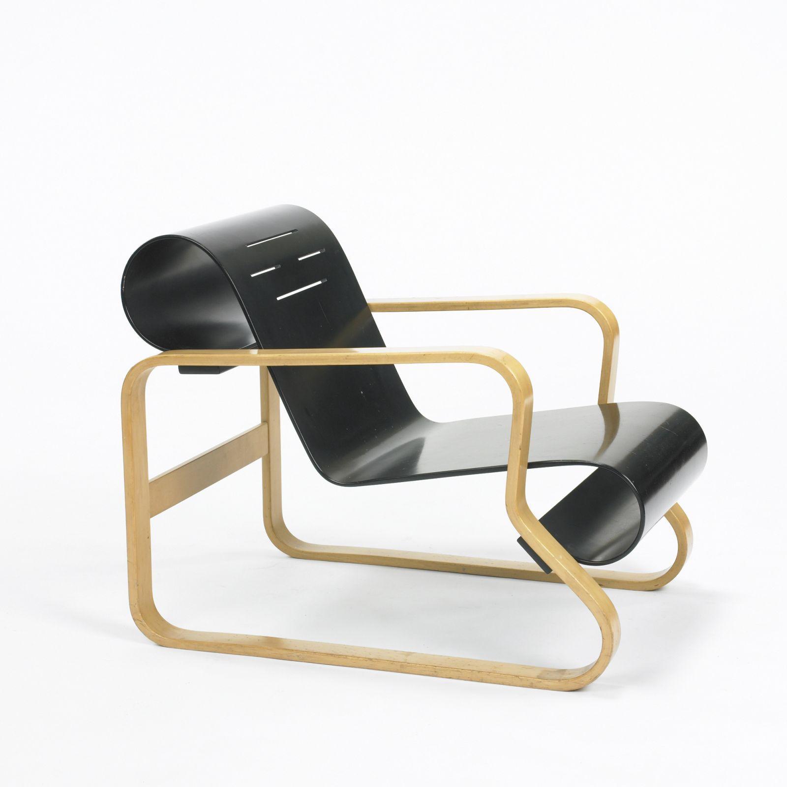 Alvar Aalto Paimio armchair, model 41