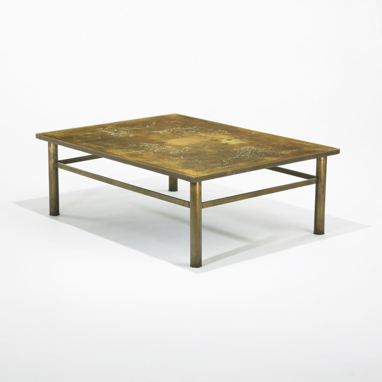 Philip Laverne Coffee Table.Philip And Kelvin Laverne Classical Coffee Table