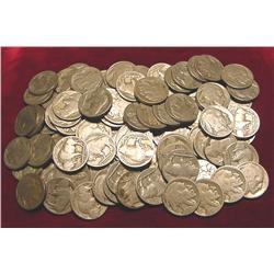 (102) Part Date Buffalo Nickels