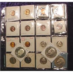 Lot Choice to Gem SMS & Proof Singles