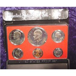 1973 S U.S. Proof Set. Nice Frosty Coins