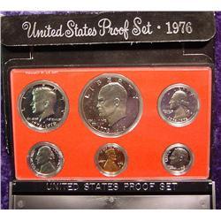 1976 S U.S. Proof Set. Nice Frosty Coins