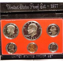 1977 S U.S. Proof Set. Nice Frosty Coins