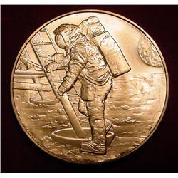 "7-20-69 ""The American Eagle Lands"" Medal"