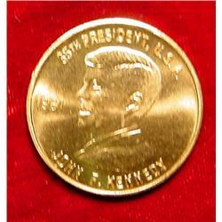1961 John F. Kennedy Inaugural Medal.