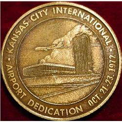1972 Kansas City International Airport