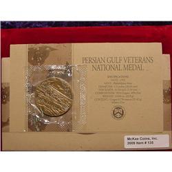 Persian Gulf Veterans National Medal