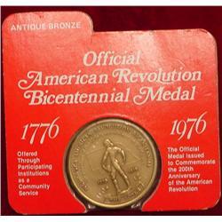 1776-1976 Official American Revolution