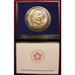 1972 American Bicentennial Commemorative