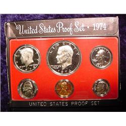 1974 S U.S. Proof Set. Original as issued.