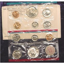 1972 U.S. Mint Set. Original as issued.