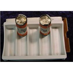 2001 P & D North Carolina U.S. Mint Two