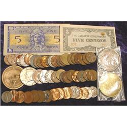 Accumulation of U.S. & Foreign Coins, Cur