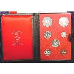 1971 Canada Double Dollar P/L Set