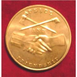 1841 John Tyler Presidential Indian Peace