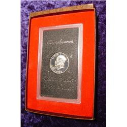 1971 S Silver Proof Eisenhower Dollar.