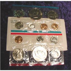 1973 U.S. Mint Set. Original as issued.