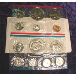 1974 U.S. Mint Set. Original as issued.