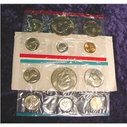 1975 U.S. Mint Set. Original as issued.