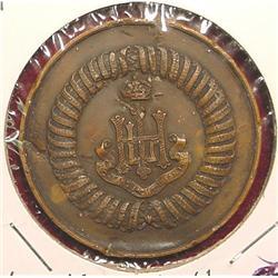 Highland Light Infantry Shooting Medal.