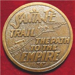 "1861-1961 Kansas Centennial Medal ""Sant"