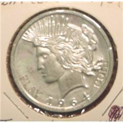 Transco One Buck 1964 Play Coin